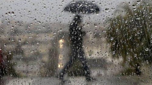 Καιρός: Τοπικές βροχές και καταιγίδες σήμερα – Πέφτει η θερμοκρασία