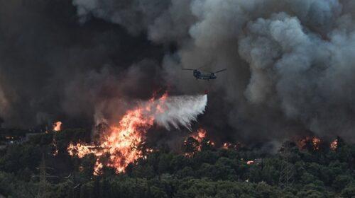 Φωτιές: Τι προβλέπει το πακέτο στήριξης για τους πληγέντες – Τα ποσά των ενισχύσεων